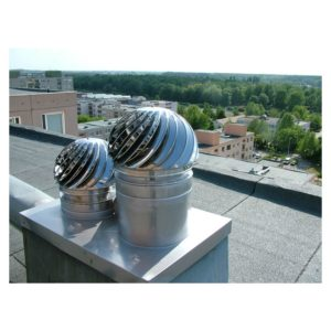 Huzatfokozó turbina